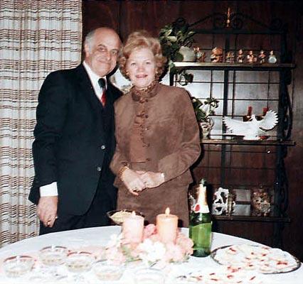 Jacob and Hildegard Hennenberg.