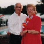 June 1996 Jacob and Hildegard Hennenberg.