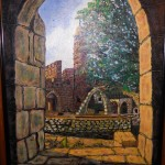 Tower of David, 1974.