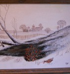 First Snow, 1973.