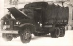 1945 truck jacob working for US Army in Weiden