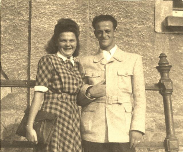 1946 Jacob and Hilde
