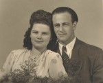 1947 Jacob Hilde Wedding April 5, 1947