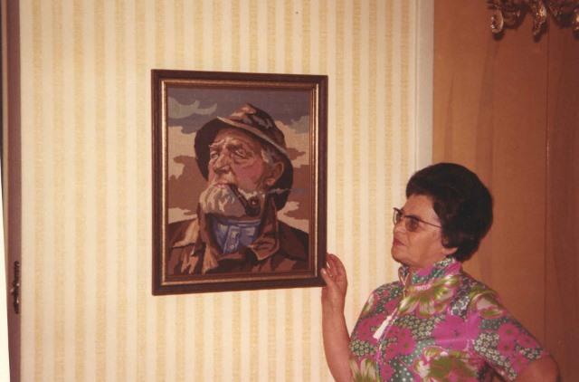 1971 June, Sister, Karola