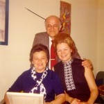 1971 Karola, Jacob, Hilde