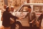 1981 Israel Kold Israel Cleveland Ambulance at Western Wall1 (640x428)
