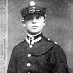 Salo Klapholtz in Polish Army's uniform, 1935.  JACOB OLDER FRIEND