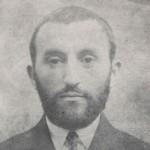 Uncle Salomon Goldberg, husband of Ita Bochner, Jacobs maternal aunt