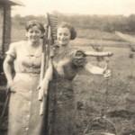 sisters Ita and Karola