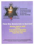 2002 Yom Hashoa